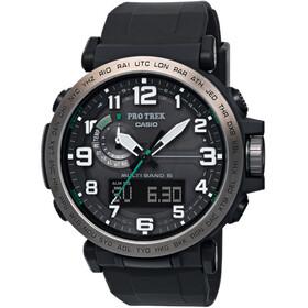 CASIO PRO TREK PRW-6600Y-1ER Watch Men black/silver /black